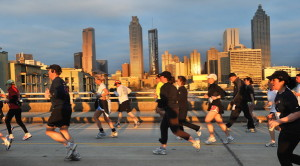 Being sober in Atlanta doesn't mean your social life has to take a hit. Here's a list of current events, like the Georgia Marathon, to add to your calendar.
